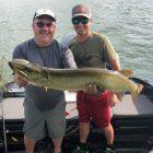 big pa musky chautauqua lake musky 40 inch