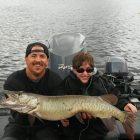 big pa musky chautauqua lake musky kids fun